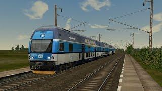 Microsoft Train Simulator - trať BP | Os 9481 Poříčany - Kutná Hora Ep. 1