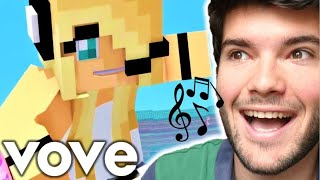 LA CHANSON DE MINECRAFT ! *VIDEO INTERACTIVE*