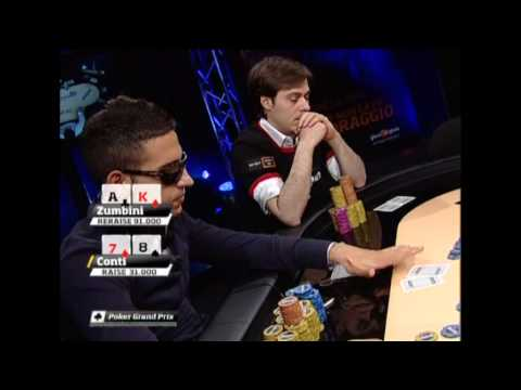Poker Grand Prix | Giugno 2009 | Tavolo finale