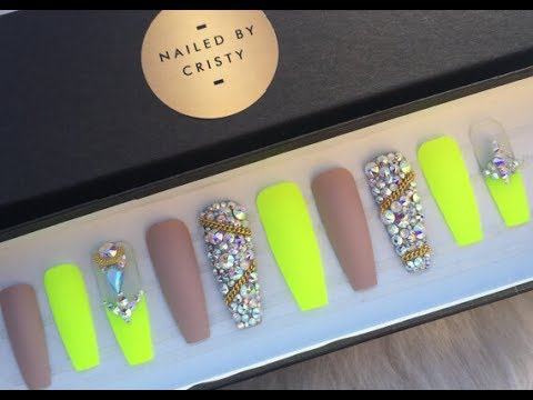 Secrets To Perfect Faux Acrylic Nails