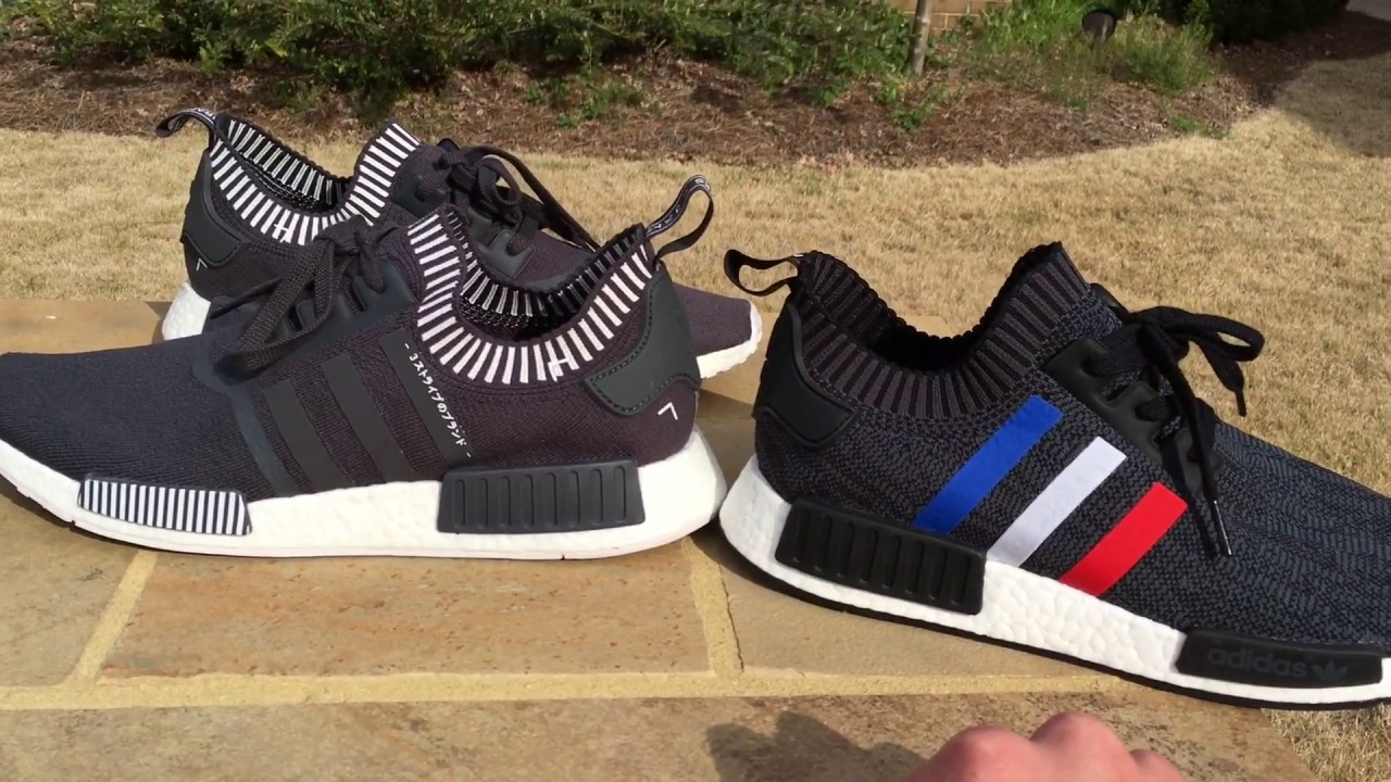 best loved e99f8 1c6db Adidas NMD Japan Grey Review and On Foot