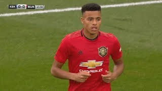17 Year Old Mason Greenwood Is UNREAL! | Pre-Season Highlights
