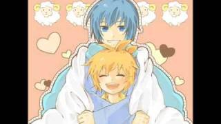 Last Night, Good Night / Oyasumi - おやすみ  KAITO, LEN VER. xx MP3 Link