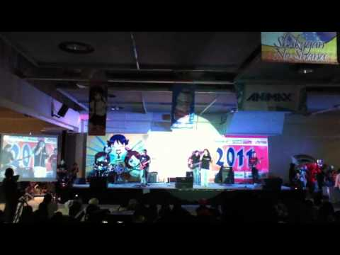 Do'ahou - Pinoy Anime Songs Medley @ Ozine 2011