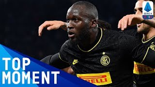 Lukaku Dominates as Inter Beat Napoli | Napoli 1-3 Inter | Top Moment | Serie A TIM