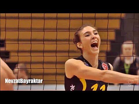 Voleybol - Naz Aydemir Akyol II #NevzatBayraktar