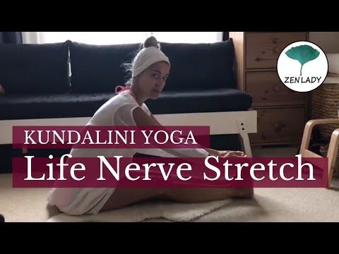Kundalini Life Nerve Stretch Akal Sita Kaur Kundalini Yoga Tokyo Zen Lady Japan