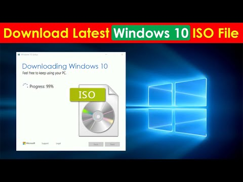 ऐसे Download करें Windows 10 की Genuine ISO Image फाइल | How To Download Windows 10 ISO Image File