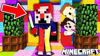 NAJNIEBEZPIECZNIEJSZY ԞḸȀȔṄ JAKIEGO WIDZIAŁEM!!!!! - Minecraft Murder Mystery