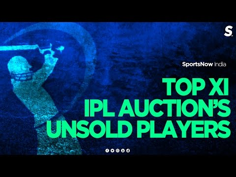 IPL Auction | Top XI Unsold Players