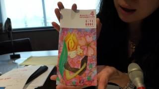 谷五郎監督、撮影による 「ケーちゃん画伯の巻」 番組ブログ http://joc...