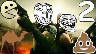 IRVING!!! :V xD - Resident Evil 5 PC (Parte 2) - Daniel, Camello#8