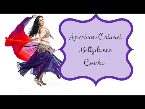 Belly Dance Combo in American Cabaret Style