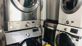 드럼세탁기랑건조기