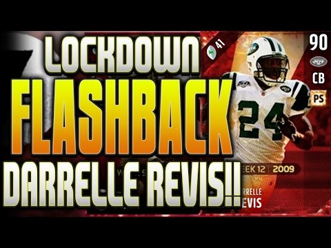 FLASHBACK DARRELLE REVIS RELEASED! NEW 91 OVERALL JORDAN CAMERON STATS ARE BEAST!!
