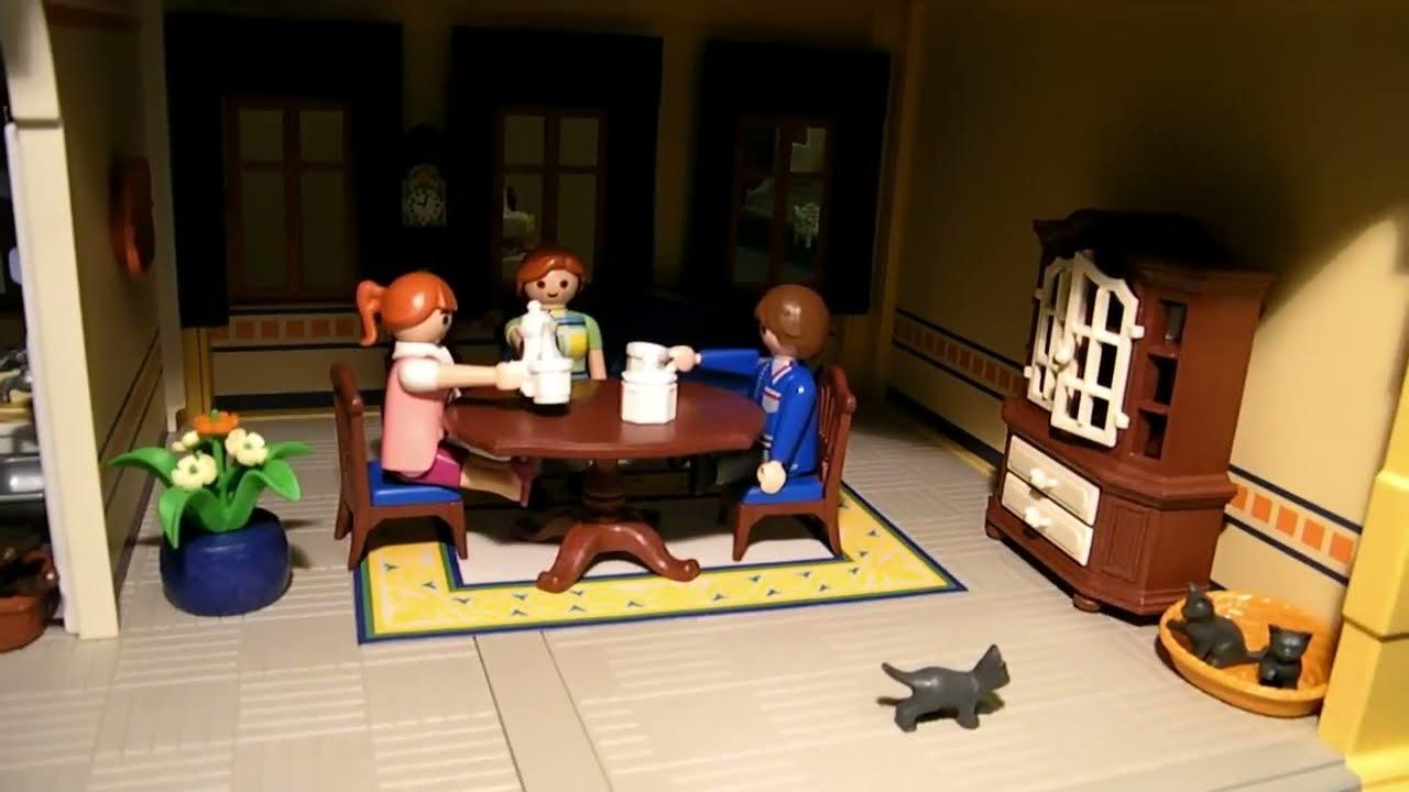 Casa de mu ecas playmobil de mar a parte 1 youtube for La casa de playmobil