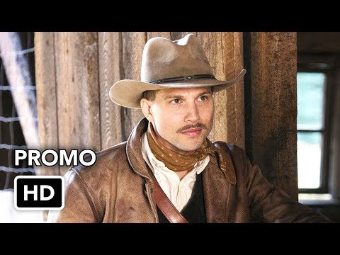 "Damnation 1x04 Promo ""The Emperor of Ice Cream"" (HD)"