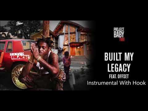 KODAK BLACK FT OFFSET - BUILT MY LEGACY INSTRUMENTAL WITH HOOK REPRODUCED BY @114Productions