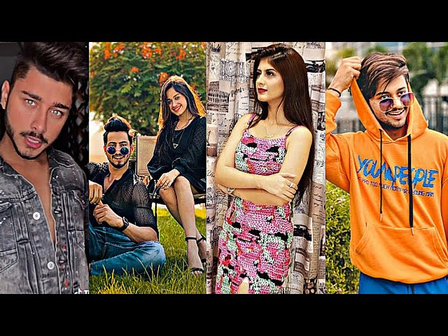 Tiktok Latest Trending Videos |Latest Going Viral Tiktok Trending Videos Ft.hardik, jannat, Arishfa|