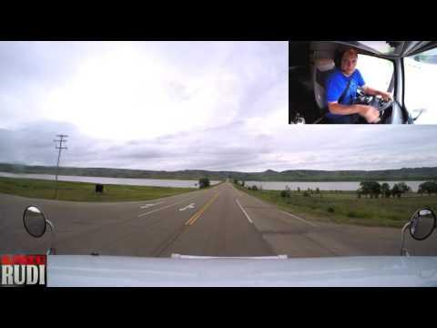 I think i found the most interesting spot in Saskatchewan TRUCKER RUDI 06/14/17 Vlog#1100