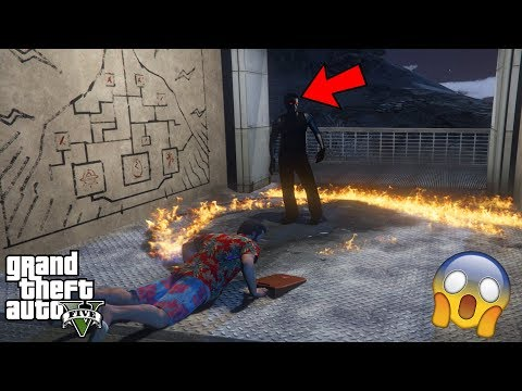 GTA 5 - I SUMMONED The MOUNT CHILIAD CREATURE!