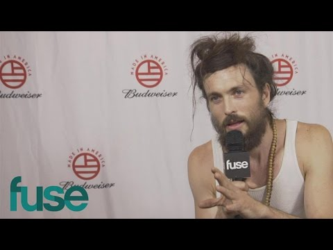 Edward Sharpe's Alex Ebert Lists His Top 5 MCs of All Time