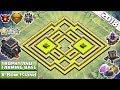 New Town Hall 9 Trophy/Farming base 2018 | X-bow Island th9 Base | Anti 2 & 3 Star - Clash of Clans