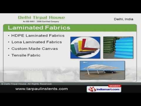 HDPE And PVC Coated Fabrics by Delhi Tirpal House, New Delhi