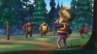 Смотреть Мульт Сериал, в качестве HD, Медведи Соседи, серия 17 все серии  онлайн