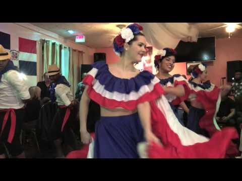 Baile Merengue Folklorico  - Compadre Pedro Juan
