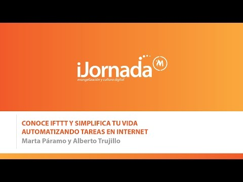 Marta Parramo y Alberto Trujillo: «Automatizando tareas en Internet»