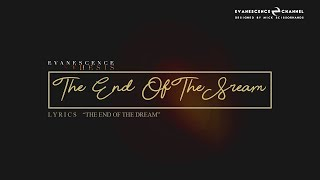 Evanescence: The End Of The Dream (Español Lyrics)