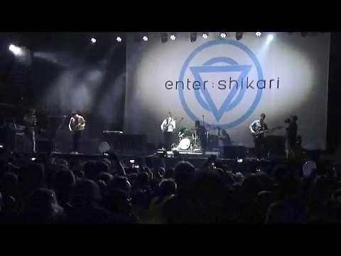 Enter Shikari - Destabilise + Radiate (Zaxidfest 2017 live)