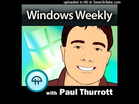 Windows Weekly 082: Pocket Paul
