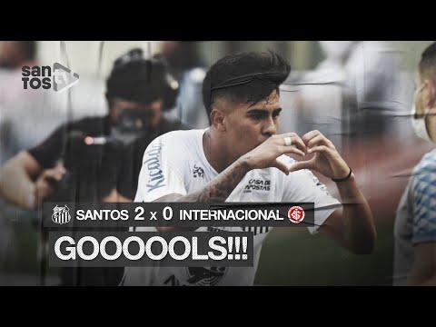 SANTOS 2 X 0 INTERNACIONAL | GOLS | BRASILEIRÃO (14/11/20)
