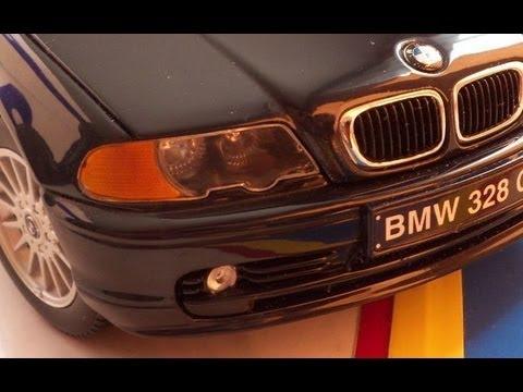 BMW 328Ci 1:18 by Kyosho