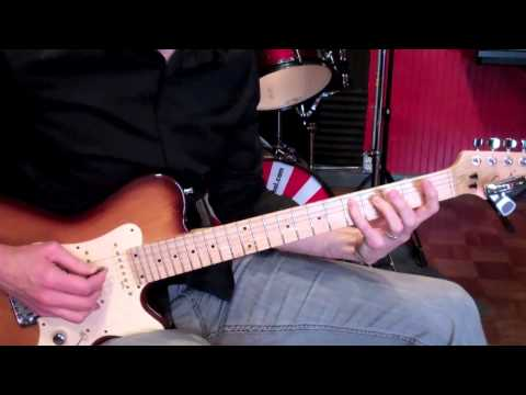July 2012 - Steve Morse - Too Many Notes - Arpeggio - Lick Of The Month - NYC Guitar School