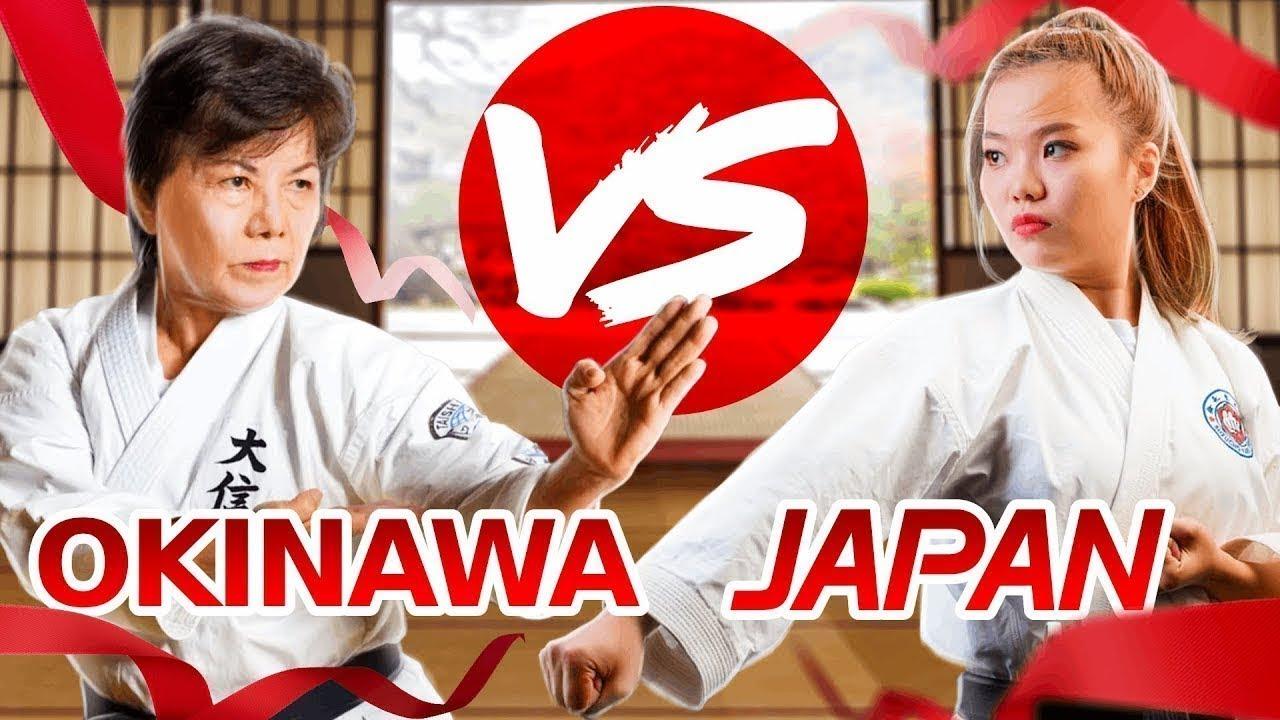 10 Differences Between Karate in Okinawa & Japan ??