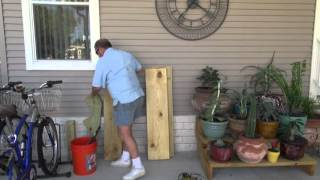 Easy-build Plant Stand: Jimmy Whittaker Shows Us How!