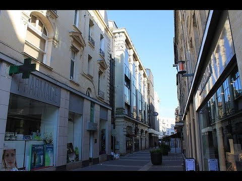 Places to see in ( Caen - France ) Caen Streets
