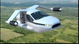 NET17 - Mobil Terbang Sebentar lagi Akan Terwujud