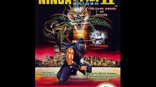 NES-Longplay-Ninja Gaiden II - The Dark Sword of Chaos HD (U)