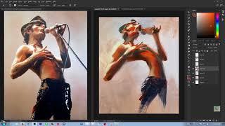 Freddie Mercury  Caricature (1min  )