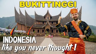 Bukittinggi - Indonesia UNSEEN [Full Travel Guide] West Sumatra - Best Things to do - Top Places