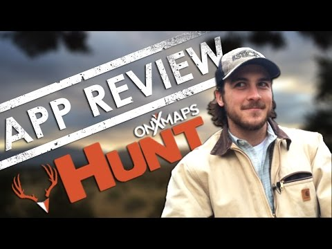 OnX Hunt Maps - GPS Hunting App Review | The Sticks Outfitter | EP. 12