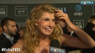 Connie Britton on the Time Julia Roberts Tried to Set Her Up on a Date