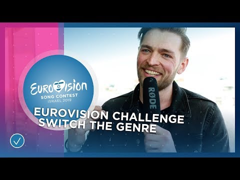 EUROVISION CHALLENGE: Change your genre