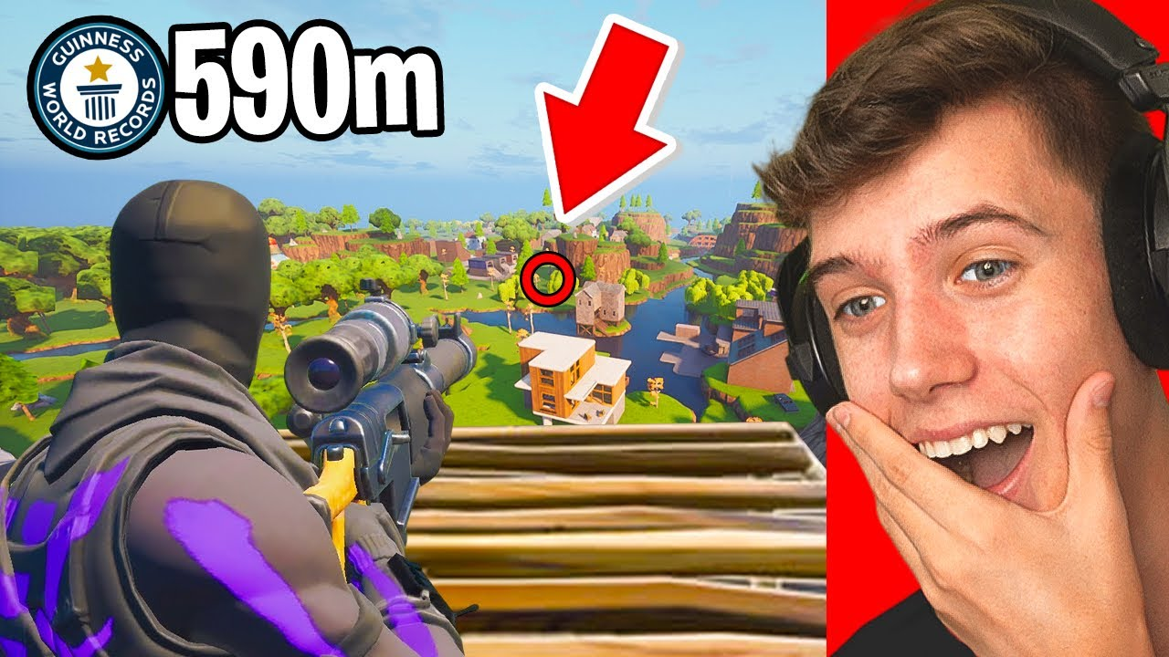 Download BEST SNIPES IN FORTNITE HISTORY! (0.003% Chance)
