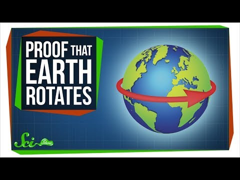 How We Proved Earth Rotates Using a Giant Swinging Ball