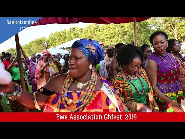 Ewe Association Ghanafest 2019